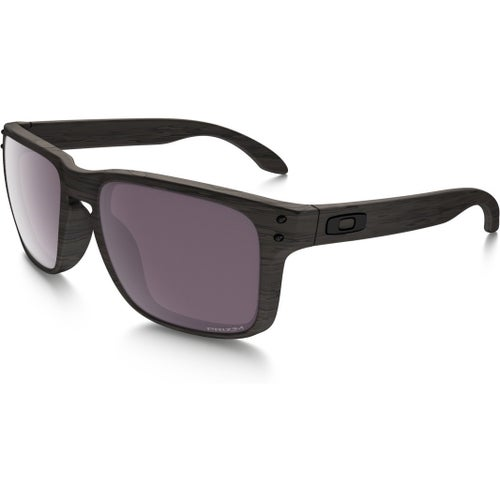Oakley Holbrook Polarised Sunglasses - Woodgrain ~ Prizm Daily