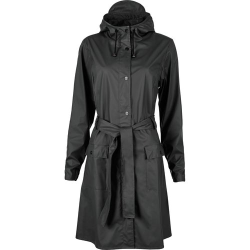 Rains Curve Ladies Jacket - Black