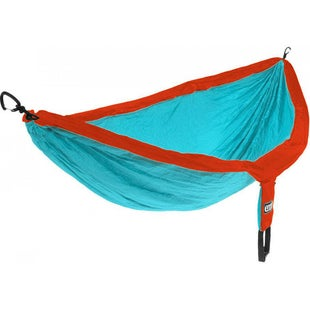 ENO Double Nest Hammock - Aqua Red