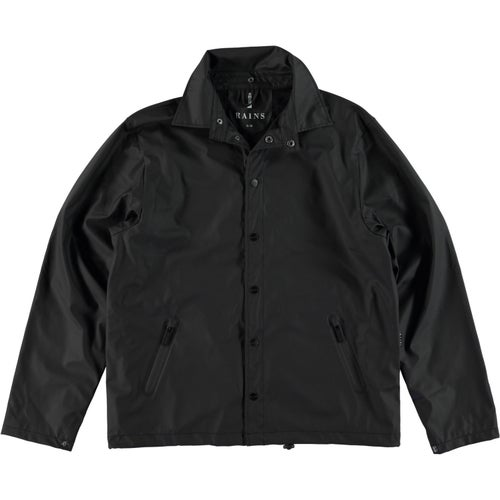Rains Coach 16 Jacket - Black