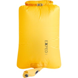 Exped 2017 Schnozzel Pumpbag UL M Camping Accessory - Yellow
