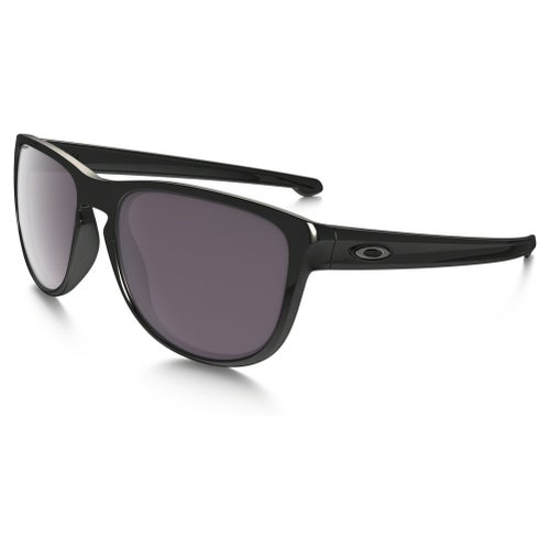 Oakley Sliver R Polarised Sunglasses - Polished Black ~ Prizm Daily