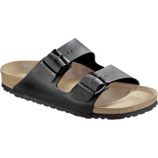 Birkenstock Arizona Birko Flor Ladies Sandals - Schwarz