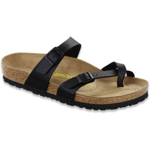 Birkenstock Mayari Birko Flor Ladies Sandals - Black