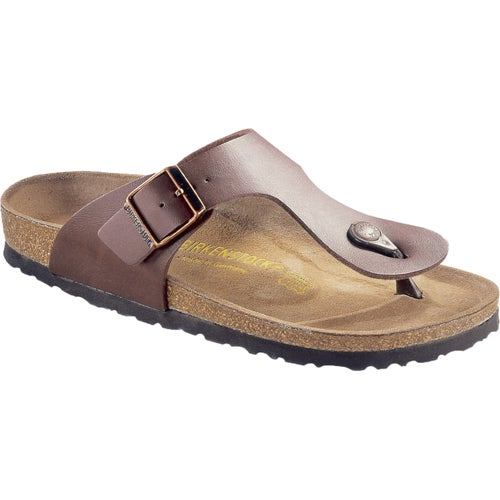 Birkenstock Ramses Birko Flor Sandals - Dark Brown