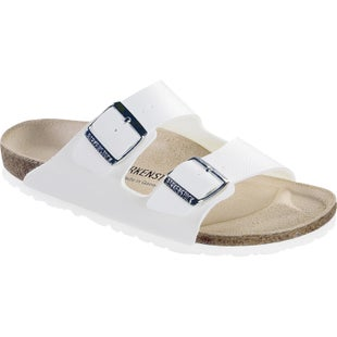 Birkenstock Arizona Birko Flor Ladies Sandals - White