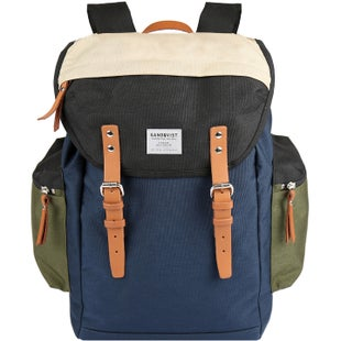 Sandqvist Lars Goran Backpack - Multi
