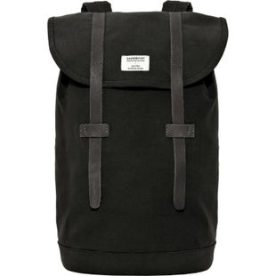 Sandqvist Stig Backpack - Black