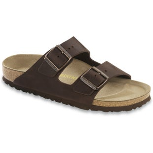 Birkenstock Arizona FL Sandals - Habana