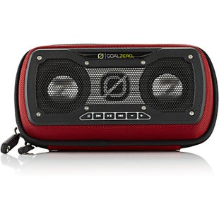 Goal Zero Rock Out V2 Speakers - Red