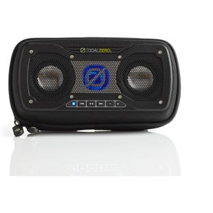 Goal Zero Rock Out V2 Solar Rechargeable with Bluetooth Speakers - Black