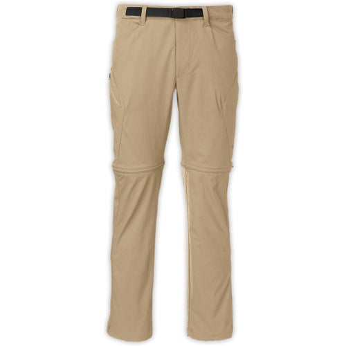 North Face Straight Paramount 3.0 Conv Long Leg Walking Pants - Dune Beige