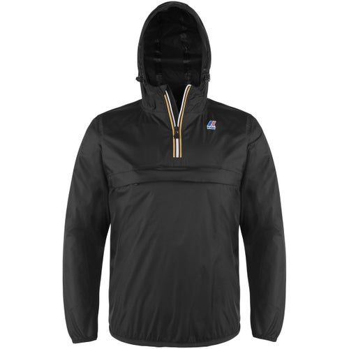 K-Way Le Vrai Leon 3.0 Jacket - Black