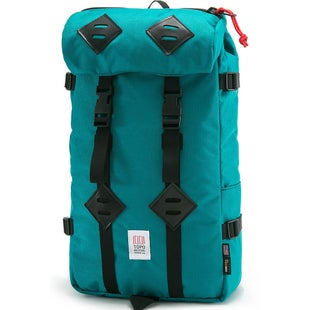 Topo Designs Klettersack 22L Backpack - Turquoise