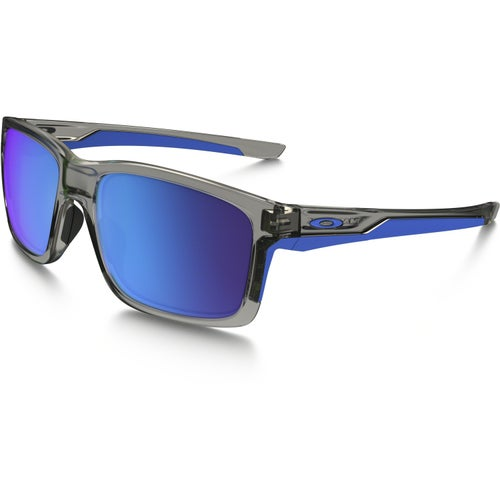 Oakley Mainlink Sunglasses - Grey Ink ~ Sapphire Iridium
