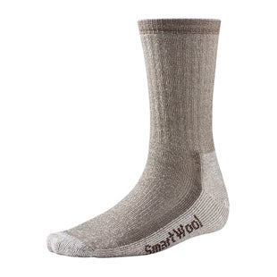Smartwool Hike Medium Crew Hiking Socks - Taupe