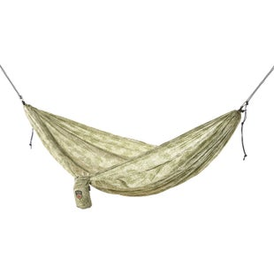 Grand Trunk Double Parachute Nylon Hammock - Camo