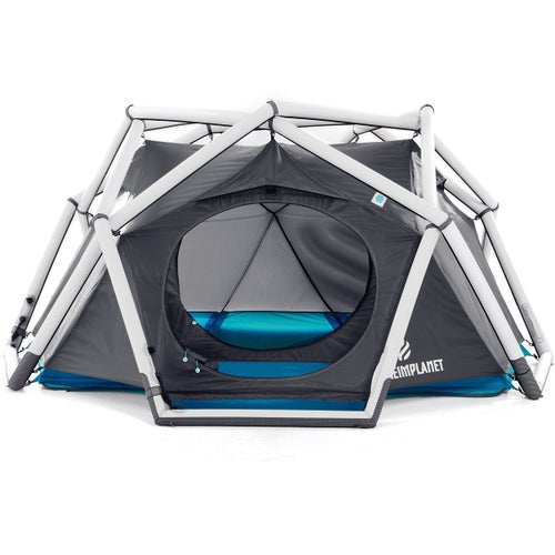 Heimplanet The Cave Inflatable Tent - Grey Silver