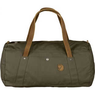 Fjallraven No 4 Duffle Bag - Dark Olive