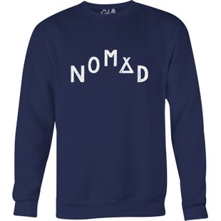 The Level Collective Nomad Sweater - Navy