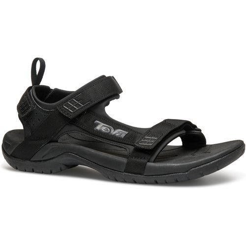 Teva Tanza Sandals - Black Black