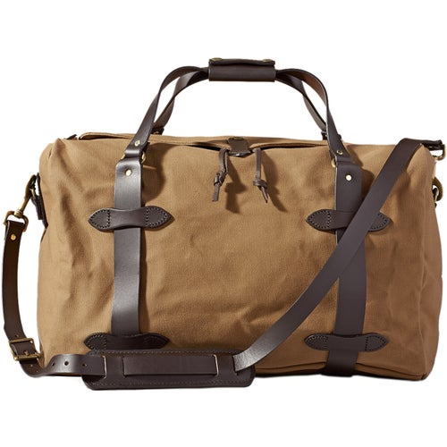 Filson Medium Duffle Bag - Tan