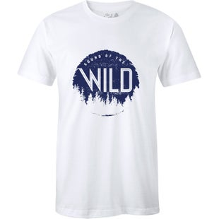 The Level Collective Sound Of The Wild T Shirt - White