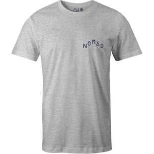 The Level Collective Nomad T Shirt - Light Grey