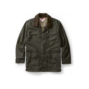 Filson Cover Cloth Mile Marker Jacket - Otter Green