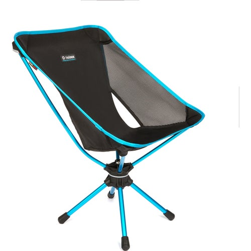 Helinox Swivel Camping Chair - Black Blue