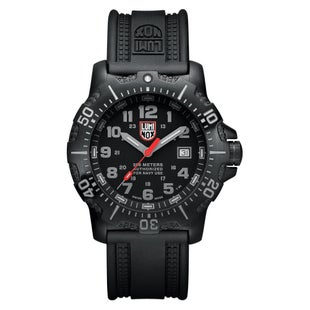Luminox Navy Seal Colormark 4221 Watch - Orange Black