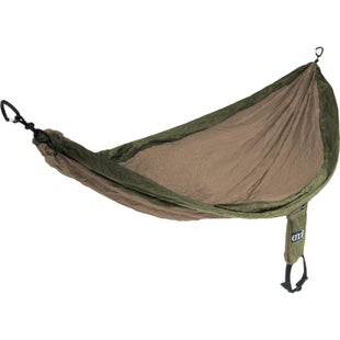 ENO Single Nest Hammock - Khaki Olive