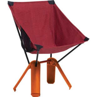 Thermarest Quadra Camping Chair - Red Ochre