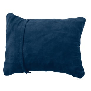 Thermarest Compressible Small Travel Pillow - Denim