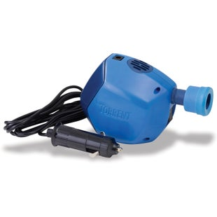 Thermarest NeoAir Torrent Pump for Inflatable Sleep Mat - Blue