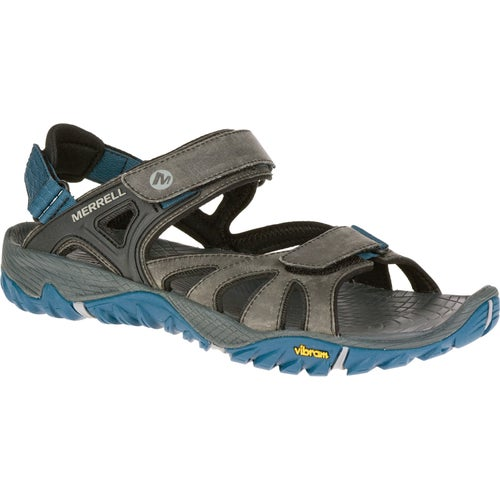 Merrell All Out Blaze Sieve Convertible Sandals - Grey