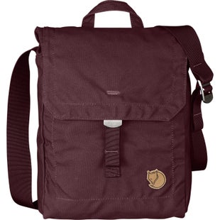Fjallraven Foldsack No 3 Bag - Dark Garnet