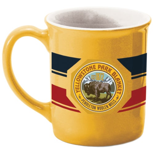 Pendleton National Park Coffee Mug - Yellowstone