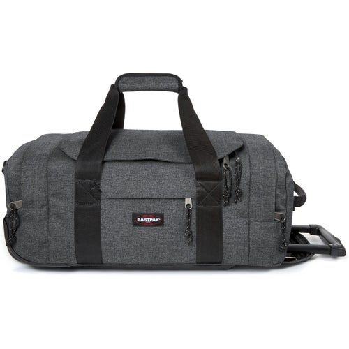 Eastpak Leatherface S Bag - Black Denim