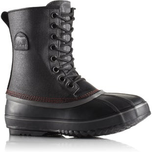 Sorel 1964 Premium T Cvs Boots - Black Sail Red