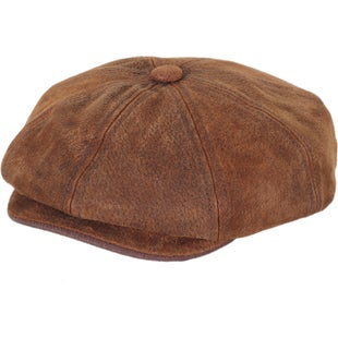 Stetson Burney Hat - Brown