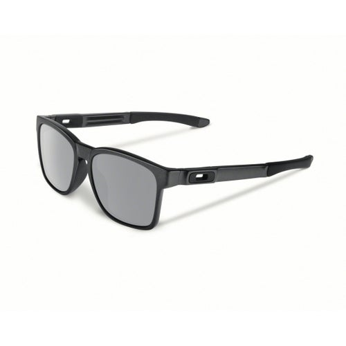 c0a68ff24d4e14 Oakley Catalyst Zonnebril - Steel ~ Chrome Iridium
