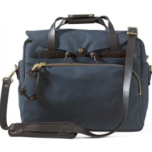 Filson Padded Computer Bag - Navy