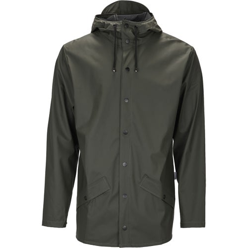 Rains Classic Jacket - Green