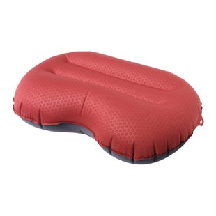 Exped Large Air Travel Pillow - Ruby Red