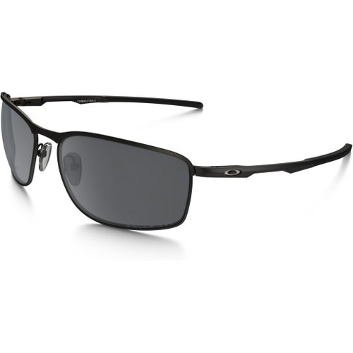 Oakley Conductor 8 Polarised Sunglasses - Matte Black ~ Black Iridium