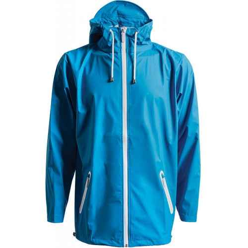 Rains Breaker 17 Jacket - Sky Blue