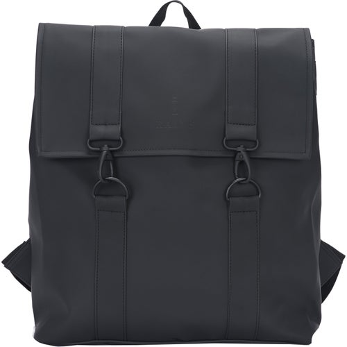 Rains Msn Backpack - Black