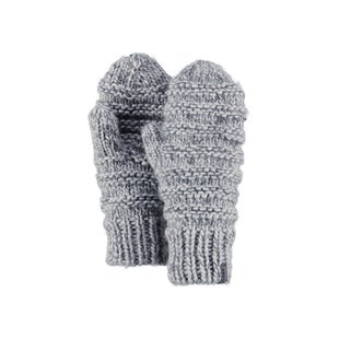 Barts Jasmin Ladies Mittens - Heather Grey