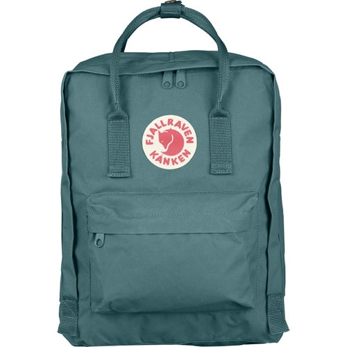 Fjallraven Kanken Classic Backpack - Frost Green